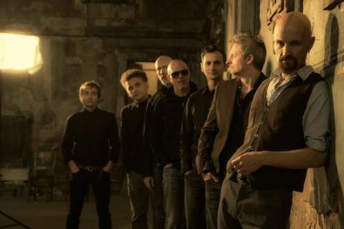 James 2014 band