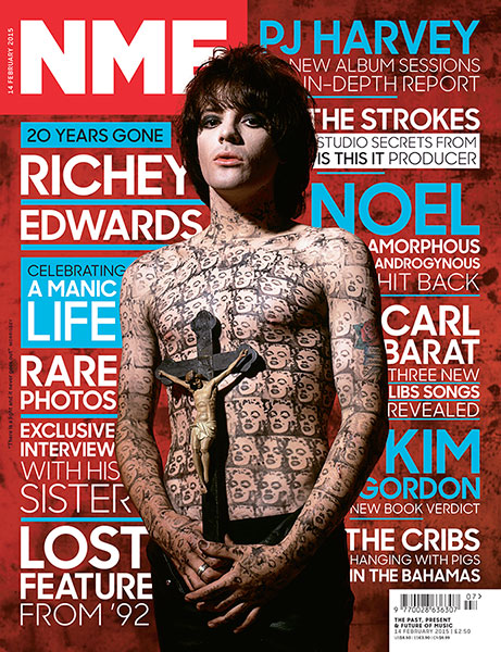 NME portada