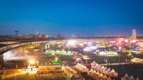 Lollapalooza Berlin en Tempelhof Airport